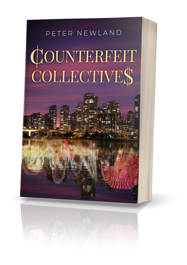 cover image from Counterfeit Collective